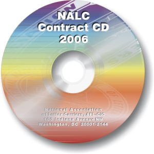 NALC Contract CD2004 cover image